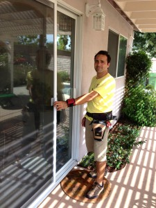 simi valley sliding screen door installation
