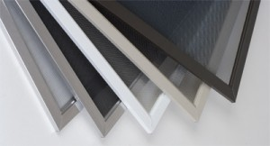 econo screens window screen colors