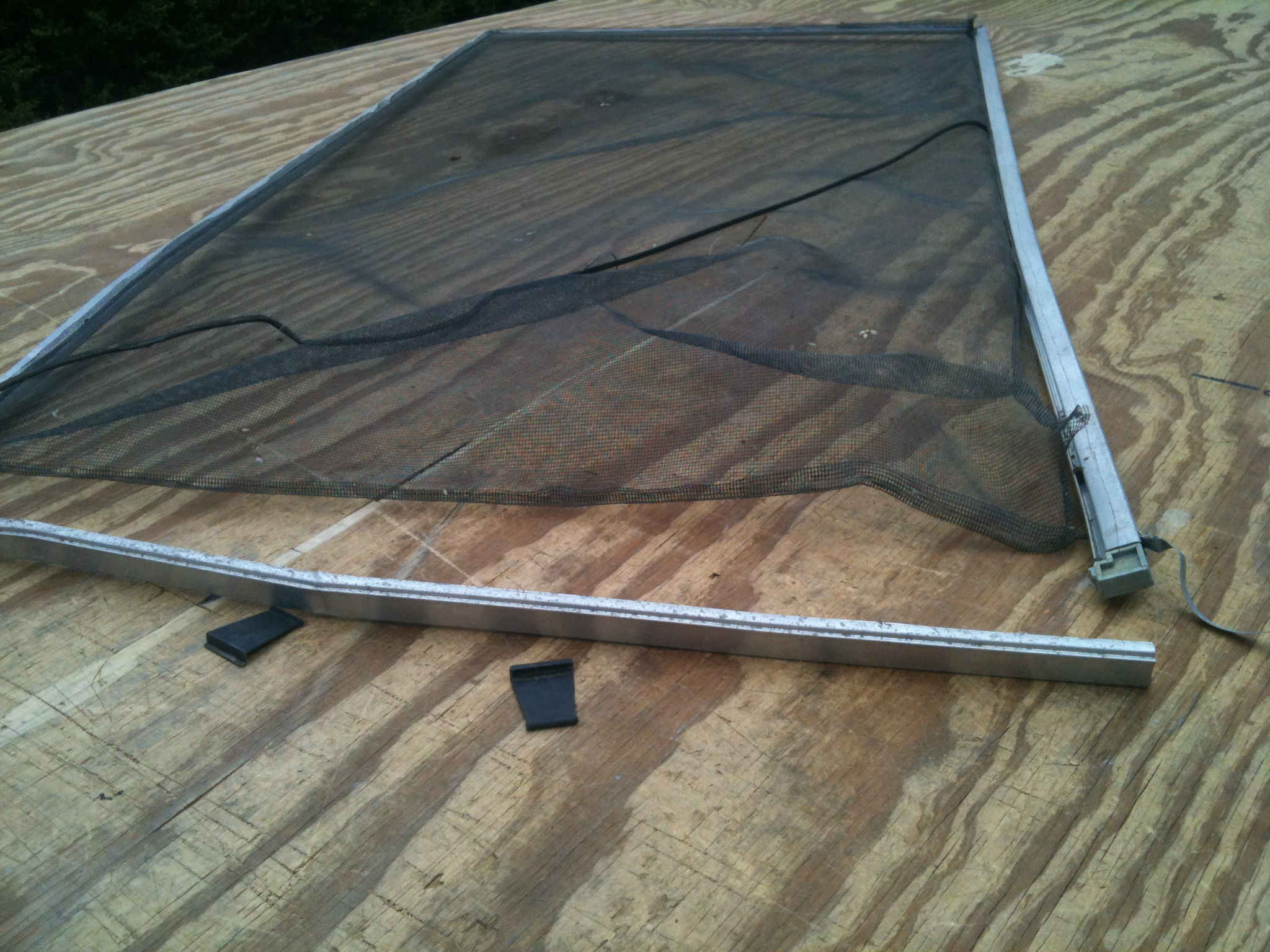 window screen replacement mobile service