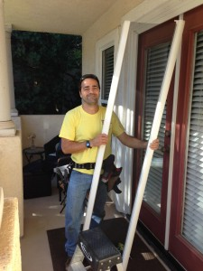 simi valley screen door installer