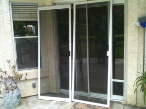 difference in malibu job screen doors