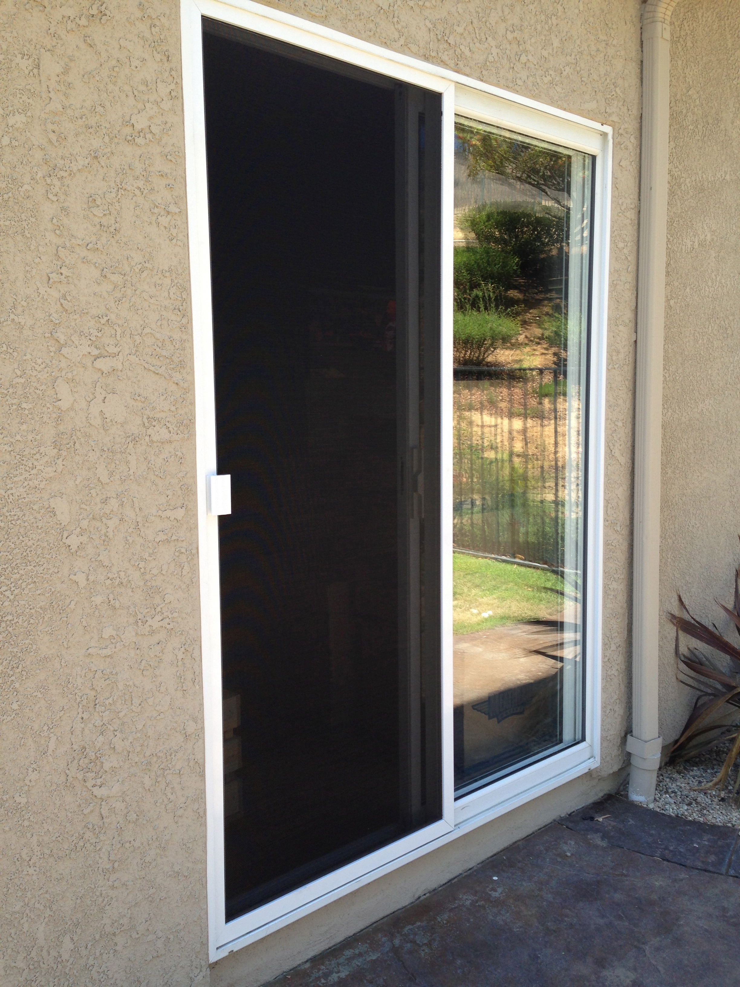 why does a door screen simi valley need to be repaired or