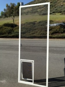 screen door repair thousand oaks