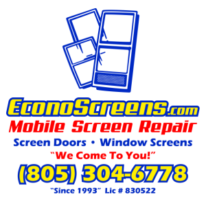 Econo Screens Logo